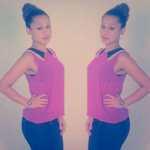 I wish I had a twin.