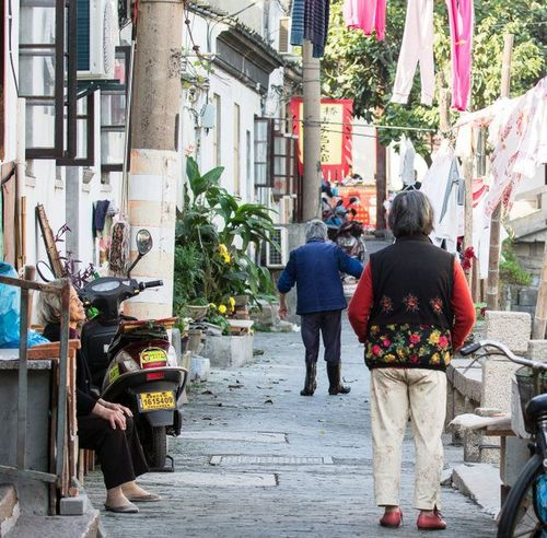 Discover Your City Suzhou, China Street Photography City Life