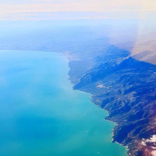 Water Blue Sea