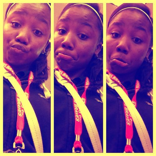 At School Bored