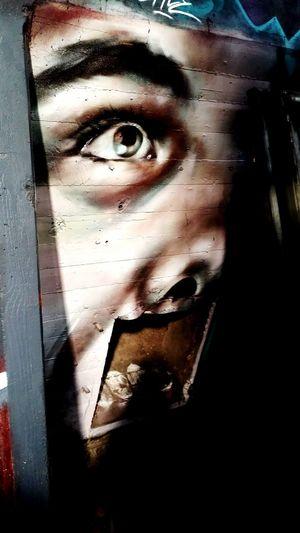 Geelong Human Face People Graffiti Australia Powerhouse Powerhousegeelong Streetart Street Art