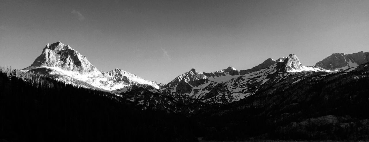 Hurd Peak. Landscape_Collection Iphoneonly Project 365 IPhone Mobilephotography IPhoneography Project365 Landscapes Landscape Photography Photo365 Landscape Mobile Photography Black And White Blackandwhite Project366 Showcase June Fine Art Photography Monochrome_Photography The Great Outdoors - 2017 EyeEm Awards