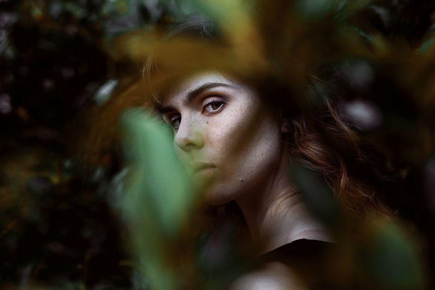 Headshot Women Portrait Lifestyles Nature