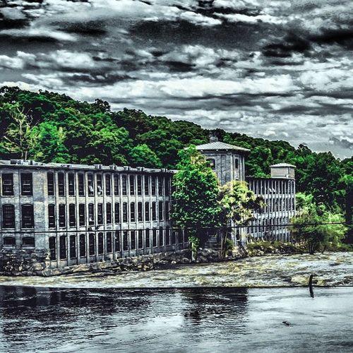 Old Mill Porterdale Georgia