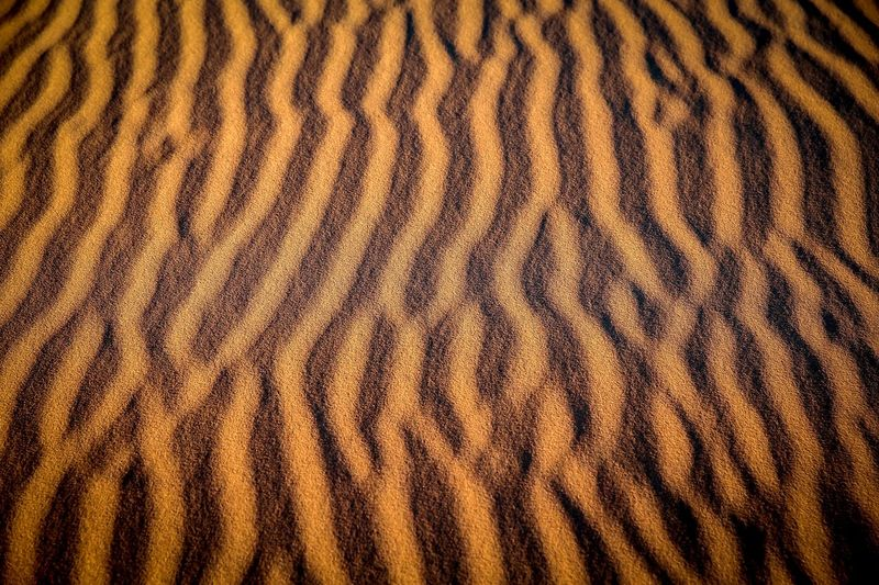 Sahara textures. Full Frame Pattern Backgrounds Yellow Textured  No People Close-up