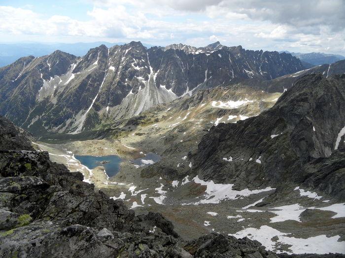 Scenic View Of Tatra Mountains