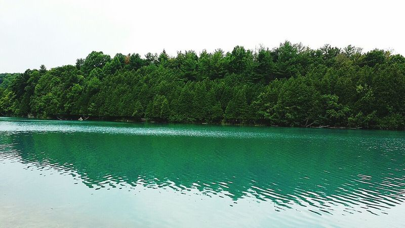 Green Lakes State Park Fayetteville Ny Green Green Green!  Love Water Lake View
