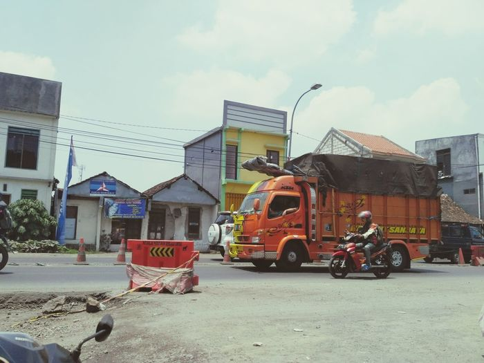 Transportation INDONESIA Truck Truks