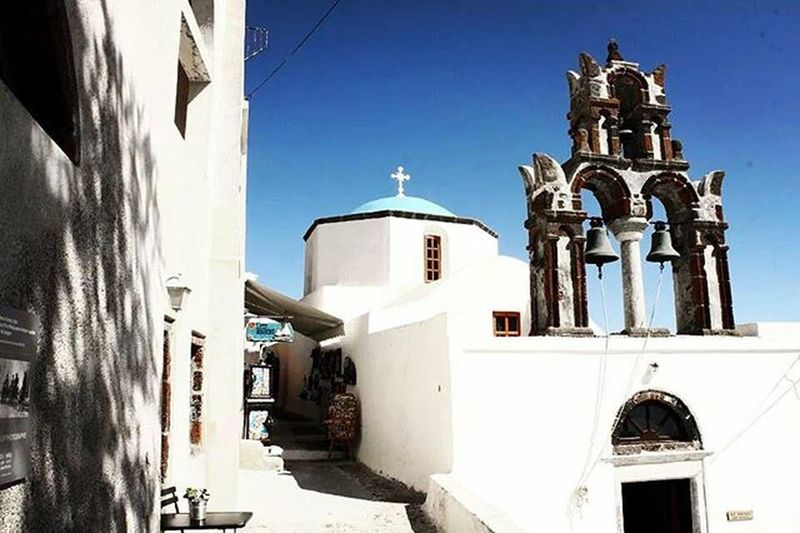 My favourite place on the world <3 Memory Throwback Travel Traavellife Wanderlust Travellover Exploring Santorini Greece Pyrgos Thira Fira Oia Canon Blue Summer Holiday Instapic Photoofday Amazingtime Milujusvet Worldisamazing Travelling Travelphotography