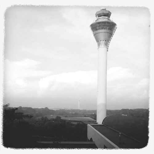 The Two Towers of Klia