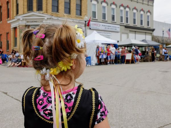56th Annual National Czech Festival - Saturday August 5, 2017 Wilber, Nebraska Americans Camera Work Celebration Czech-Slovak Event FUJIFILM X100S Getty Images Nebraska Photo Essay Small Town America Storytelling Visual Journal Wilber, Nebraska Adult Adults Only Architecture Blond Hair Building Exterior Built Structure City Close-up Culture And Tradition Cultures Czech Days Czech Festival Day Documentary Focus On Foreground Headband Headshot Incidental People Leisure Activity Lifestyles Multi Colored One Person Outdoors Parade People Photo Diary Real People Rear View Small Town Stories Standing Street