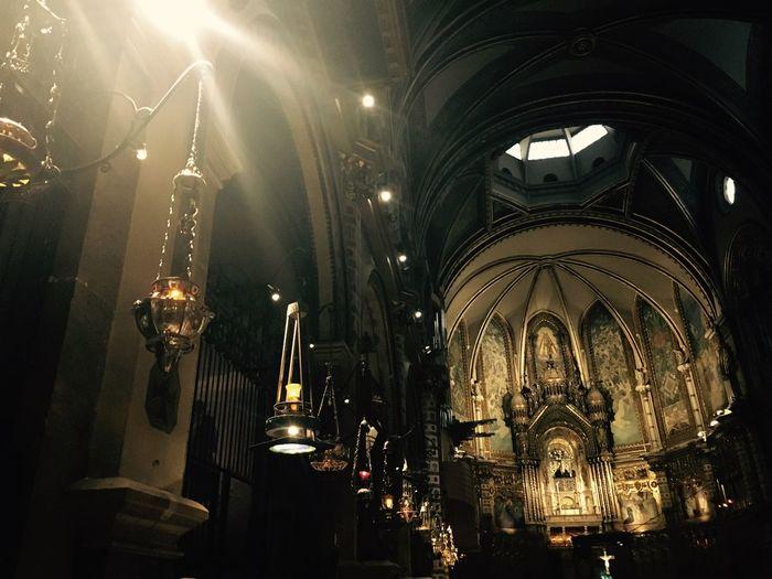 Church Lights