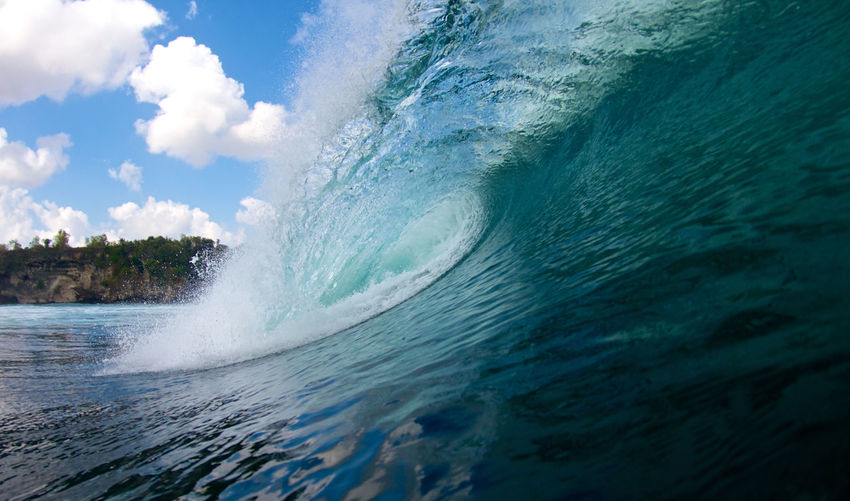 Bali, Indonesia Beach Blue INDONESIA Nature Outdoors Sea Speed Surf Surf, Music And Friends Swimming Water Wave