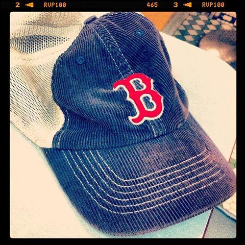 My #favorite #Sox hat is #finally getting some #Fenway action today! #redsox #boston Boston Redsox Sox Goboston Iheartboston Believeinboston Fenway Sports Igersboston Baseball Finally USA Favorite Hat