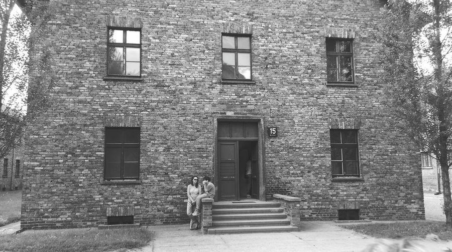 Block 15 Ww2 Silence Is A War Crime Konzentrationslager Auschwitz Poland