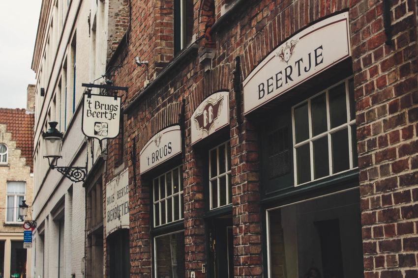 Brugge Brugge, Belgium City Postcard Architecture Bruges Building Exterior