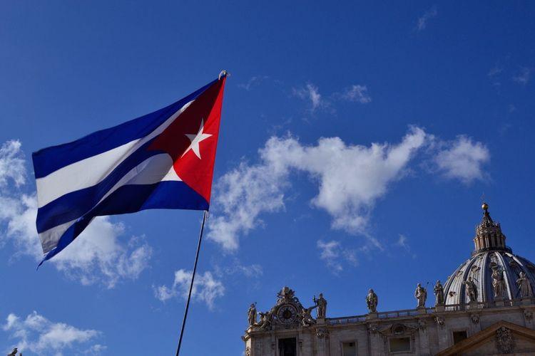 Cuba Flag Religion Vatican