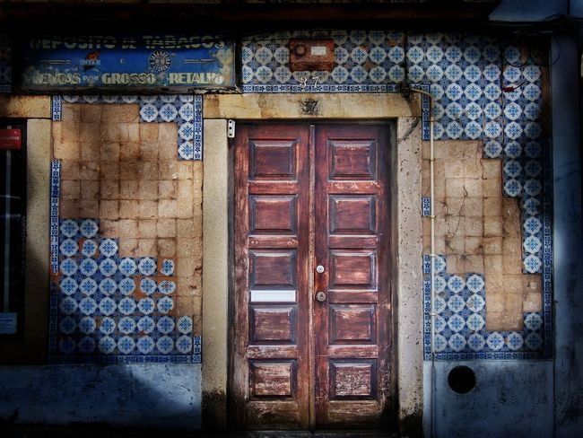 Sines Portugal Door No People Architecture Built Structure Olympus Pen Cloud - Sky Cool_capture_ AmatorPhotographer Blue Pic One Person Portugal Sines