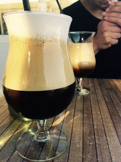 Freddocappuccino Freddoexpresso Mer Soleil☀️ Love Chaton Jet'aime❤️