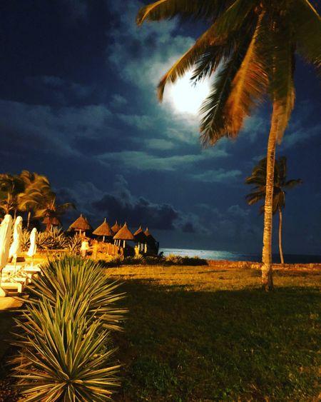 🌙❤️ #resort #sky #africa #photo #like My Best Travel Photo