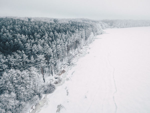 White landscape Drone  Lietuva Lithuania Nature Nature Snow ❄ Beauty In Nature Cold Temperature Day Forst Frozen Landscape Mountain Nature No People Outdoors Scenics Sky Snow Snowdrift Tranquil Scene Tranquility Tree Weather White Color Winter