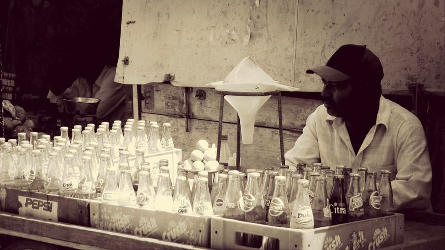 Street Vendor Indi Tredition