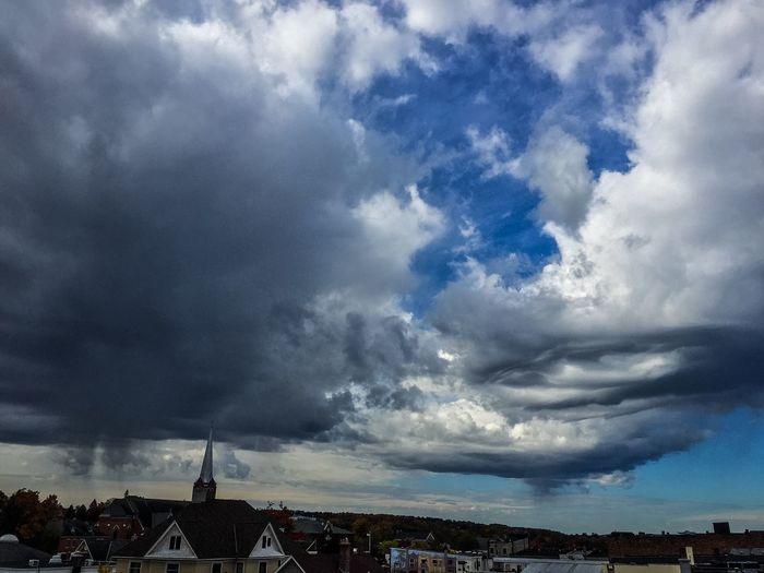 Virga Petoskey Clouds And Sky Sky Collection Puremichigan Northern Michigan Sky And Clouds Fall Lake Michigan Light And Shadow