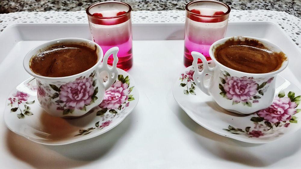 Annemle sahur muhabbeti😊☕ Coffee Turkcoffe Sohbet Keyifleryerinde Sahur  Turkkahvesicandir
