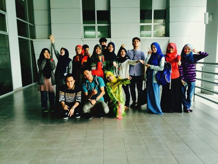 Department Of Media Studies 14/15 . I heart y'all <3
