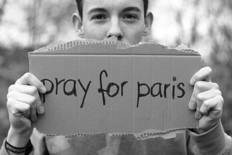 No words. Against Bataclan Black & White Black And White Blackandwhite Capturing Freedom Close-up EyeEm Best Shots France Freedom Help Human JesuisParis Love Without Boundaries Paris Paris, France  Pattern Pray Prayforparis Solidarity Terror Textured  The Human Condition