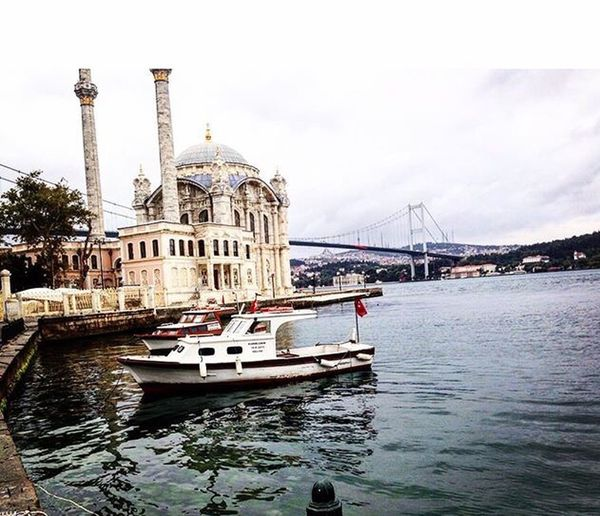 Ortaköy Mosque Istanbuldayasam Best Shots First Eyeem Photo