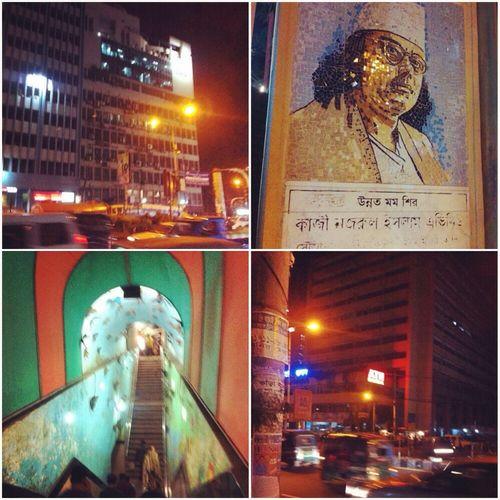 Beautiful Dhaka Long Walk Thursday Night
