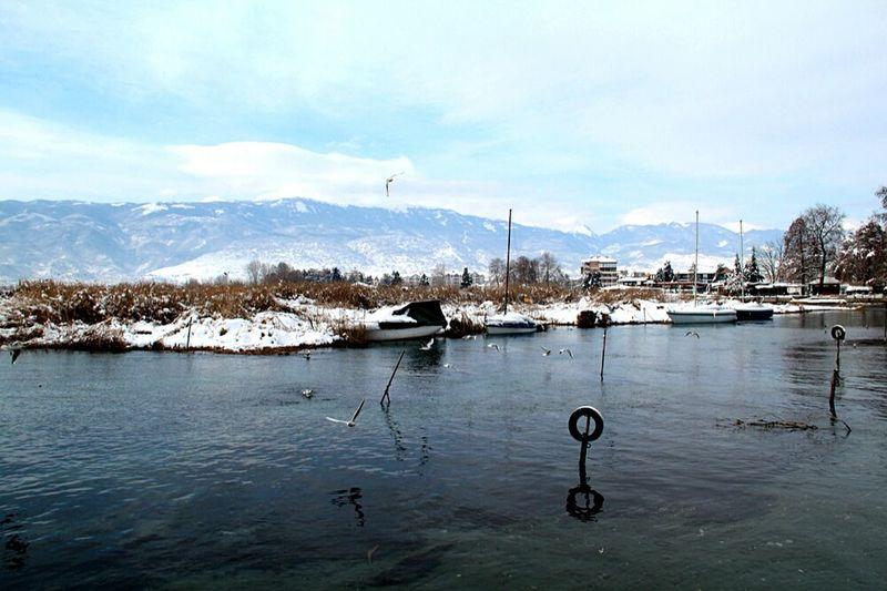 Macedonia Ohridlake
