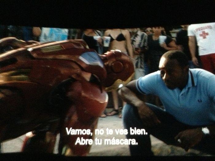 Iron man 4 yeah lml