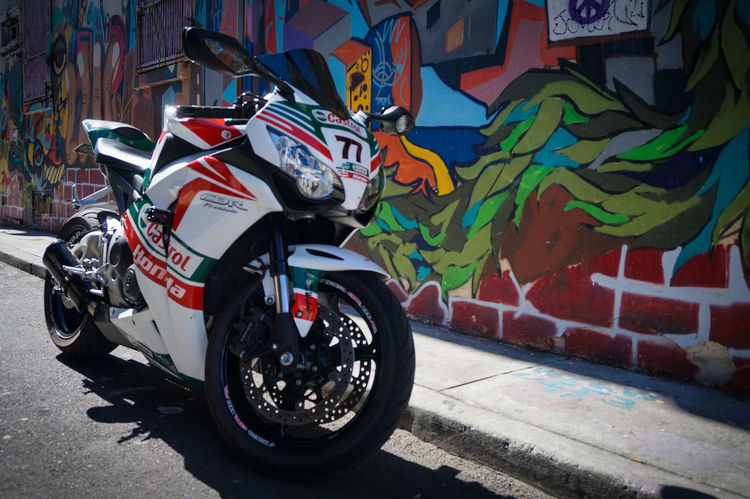 Motorcycle Photography Cheese! Motorcycles Sport Bikes San Francisco Street Photography