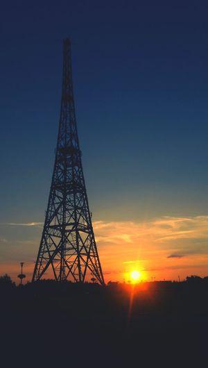 Poland Slaskie Gliwicenieparyż Radiostacjagliwice RadioStation