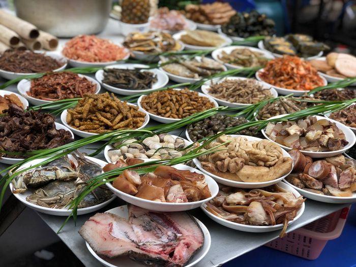 河口特色烧烤 Food Variation Food And Drink Ready-to-eat Meat Bowl Freshness