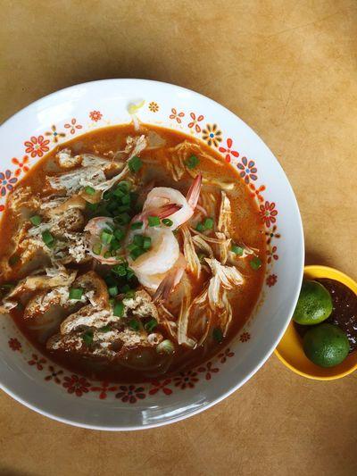 Sarawak Laksa the best! Sibu Laksasarawak Laksa Food And Drink Food Freshness Asian Food