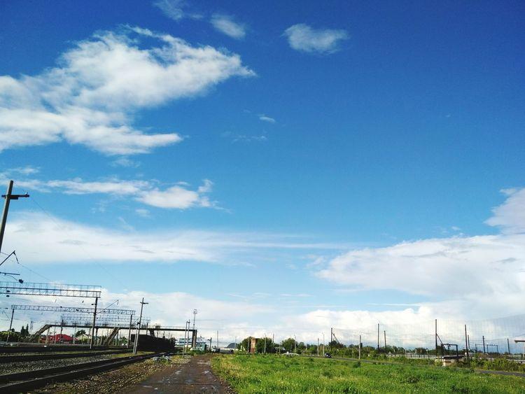 небо⛅️ облака