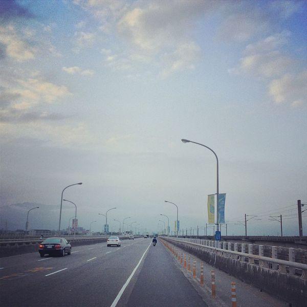 路。 Sky Beautiful Way Blue Sky