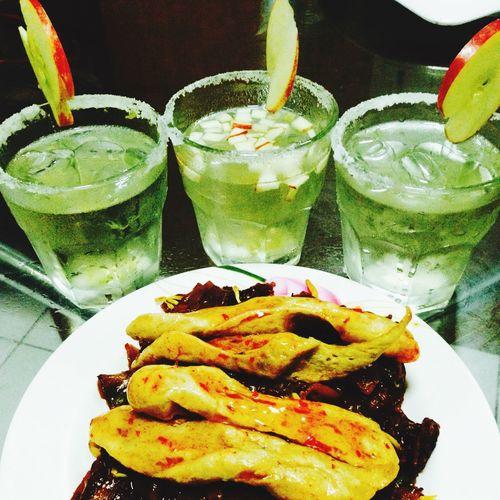 Vodka Time!! Vodka🍹 Cocktail Time gingered apple sparkle
