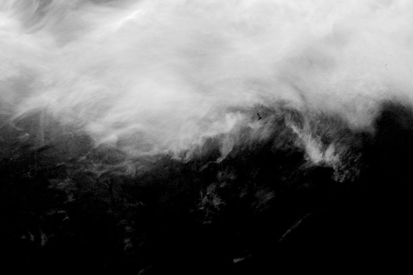 Turbulent Waters 2 Backgrounds Beauty In Nature Black And White Blackandwhite Full Frame Motion Nature Outdoors Scenics - Nature Tranquil Scene Turbulent Waters Water