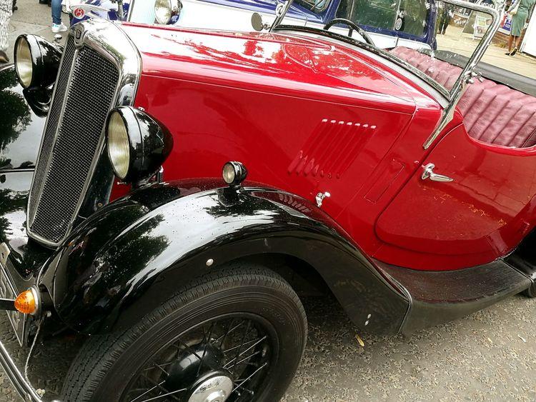 Transportation Land Vehicle Vehicle Vintage Vintage Cars Close-up Open Top 1940's