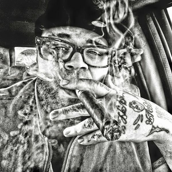 Cigar Silvered Htconem8 Self Portrait Gurkha Tattoos Check This Out Taking Photos Smoking Bad Habit Unhealthy Living Smoking Issues Tobacco Product Tattoo Thinking
