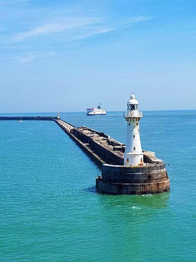 Port of Dover UK 2018 2018 2018 EyeEm 2018 Year Dover Dover Harbour Dover, England England, UK English Channel Great Britain P&O POFerries Travel Travel Photography Traveling Travelling United Kingdom Nature No People P&o Ferries Photography Port Of Dover Sea Sea And Sky Sky Water