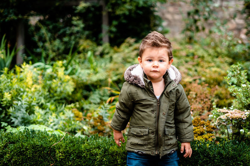 Baby day out Childhood Child Casual Clothing Males  Boys Men Innocence Outdoors One Person Kids Model Kids Toddler  Toddlerlife Two Years Old Baby Day Out Clothing Baby Clothing Toddler Model Looking At Camera Portrait Plant Real People Cute Standing Warm Clothing Hair