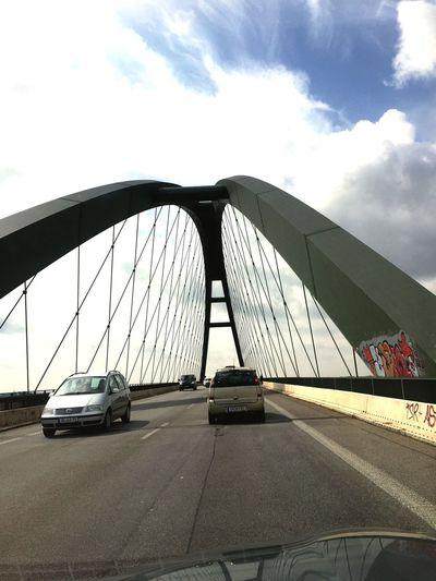 Fehmarnsundbrücke Urlaubsende Fehmarn