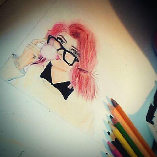 Bubblegumpink Drawing ✏ Prescilia✨