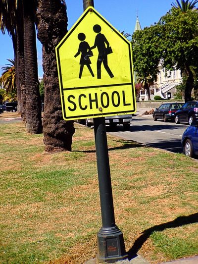 Dolores St. Road Sign SF