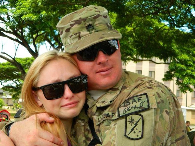 when you're gone.... Military Life Militaryfamily